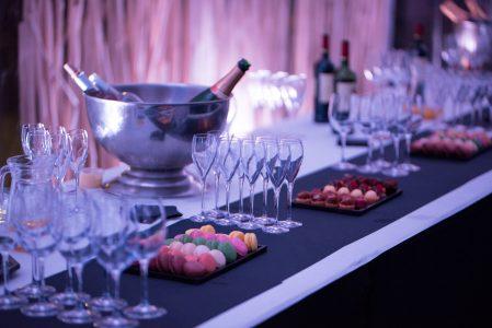 Cocktail, banquet